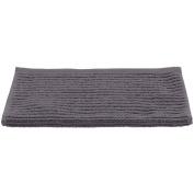 Guest Towel 30x50 cm 550 g/m² Cotton Jacquard Linio, Silver Grey, 30x50