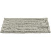 Guest Towel 30x50 cm 550 g/m² Cotton Jacquard Linio, pearl grey, 30x50