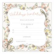 Rachel Ellen Wedding Invitations 8pk