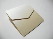Bookfold Wedding Wallets by Cranberry Card Company - Pearlised Opal