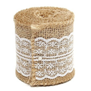 Hessian Roll for Decoration