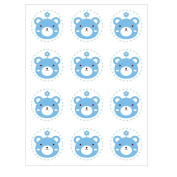 Holo Cute 10pcs Puppy Homemade Kitten Candy Cookies Bake Party Bags Sticker Gift