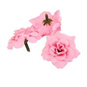 Jellbaby Simulation velvet rose flower silk flower fake flower silk wedding decoration flowers