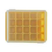 [petinube] 20 Cubes Silicone for Food Babyphone