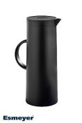 Esmeyer 085 Manhattan Vacuum Jug, 1 Litre, Plastic, black, 11 x 11 x 29 cm