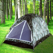 Montis Outdoors Hunting Camping Hiking Backpacking Light Weight Tent Camouflage