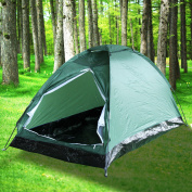 Montis Outdoors Hunting Camping Hiking Backpacking Light Weight Tent Dark Green