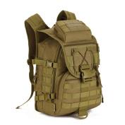 AyTaurus Fan Bag Outdoor Backpacking Travel Double Shoulder Bag