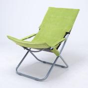 LI JING SHOP - Folding lazy sofa bedroom living room Mini lovely Leisure balcony Pregnant women Recliner