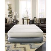 Simmons Beautyrest Comfort Suite 46cm Queen Size Air Bed With Built In Pump