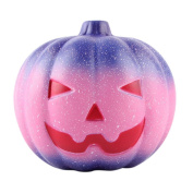 VNEIRW Galaxy Pumpkin Jumbo Scented Squishies Slow Rising Baby Squeeze Soft Toys Stress Relief Toys