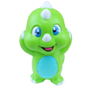 VNEIRW Cartoon Dinosaur Jumbo Scented Squishies Slow Rising Baby Squeeze Soft Toys Stress Relief Toy