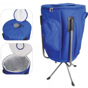 Portable Ice Cooler with Stand