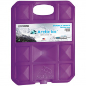Arctic Ice 1.1kg Tundra Series Reusable Cooler
