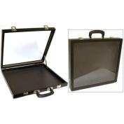 Jewellery Travel Case Glass Top Showcase Display Fixture