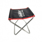 Adjustable Folding Utility Chair for Outdoor Party Dining Camping Hiking Black