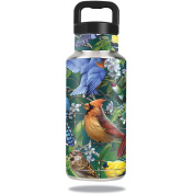 Skin Decal Wrap for Water Bottle 1060ml Backyard Gathering