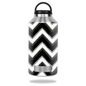 MightySkins Protective Vinyl Skin Decal for RTIC 1890ml Bottle wrap cover sticker skins Chevron Style