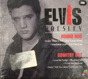 Elvis Presley Hound dog and Country boy