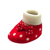 Muium Children Winter Warm Fashion Shoes Baby Boys Girls Casual Snow Boots For 3-6 Years Old