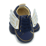 Janly® Shoes For 0-12 Months Baby, Newborn First Walkers Infant Child Pony Wing Toddler Boots Boy Girl Angel Wings Sports Sneakers