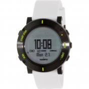 Suunto Men's Core SS020690000 White Rubber Quartz Watch
