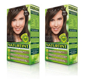 Naturtint Permanent Hair Colour - 4N Natural Chestnut TWIN PACK