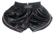 Boxsense Women Muay Thai Kick Boxing Shorts - BXSWO-001-Black