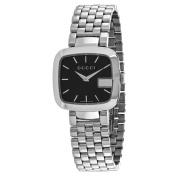Gucci Women's 125 G-Gucci Watch Quartz Sapphire Crystal YA125416