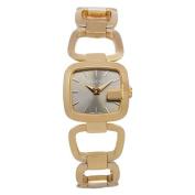 Gucci Women's G-Gucci Watch Quartz Mineral Crystal YA125511