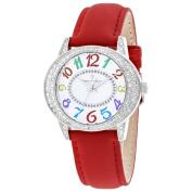 Christian Van Sant Women's Sevilla Watch Quartz Mineral Crystal CV8415