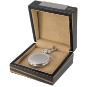 Visol Quinn Mechanical Pocket Watch with Gift Box