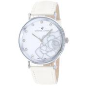Christian Van Sant Women's Fleur Watch Quartz Mineral Crystal CV2211