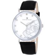 Christian Van Sant Women's Fleur Watch Quartz Mineral Crystal CV2210