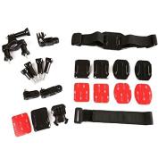 Accessory Kit GoPro Hero Mount Fittings 18cm - 1 multi-sport