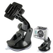 Car holder for GoPro Hero 2/3 Sports Camera Dashcam CAR BLACK