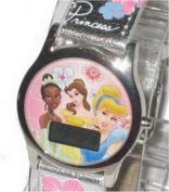 Disney Princess Silver Band Watch 41604B