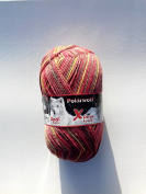 Opal Arctic wolf-XLarge-8 Fach-Fb.9435