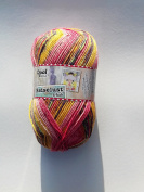 Opal Wanderlust 6Fach-Fb.9421-150g