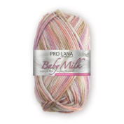 Wool Pro Lana Baby Milk Colour – 140 – 25 g Approx. 100 m