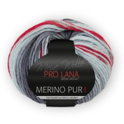 PRO Lana Pure Merino Wool – Colour 80 50 g/Approximately 120 m