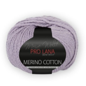 PRO Lana Merino Wool Cotton – Colour 41 50 g/Approximately 130 m