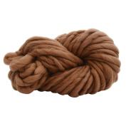 huichang DIY Yarn Super Soft Bulky Arm Knitting Wool Roving Crocheting