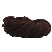 HLHN Wool Yarn Super Soft Bulky Arm Knitting Wool Roving Crocheting DIY