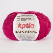 Katia Basic Merino Wool Wool 50 g 040 MADRESELVA
