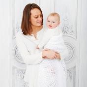 Stylecraft Baby Shawls Wondersoft Knitting Pattern 9392 3 Ply