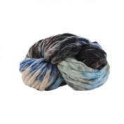 Hunpta Artificial Wool Yarn Super Soft Bulky Arm Colourful Knitting Wool Roving Crocheting DIY