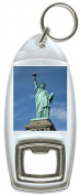 Statue Of Liberty New York Souvenir - NYC Bottle Opener Keyring