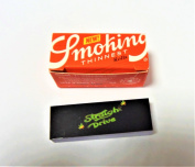 INTRODUCING NEW SMOKING THINNEST ULTRA THIN 1 ROLL WITH STRAIGHT DRIVE BRAND TIPS COMBO BY TRENDZ