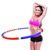 Jewado® Dragon Hoop Massage Hula Hoop For Losing Weight with 35 Massage